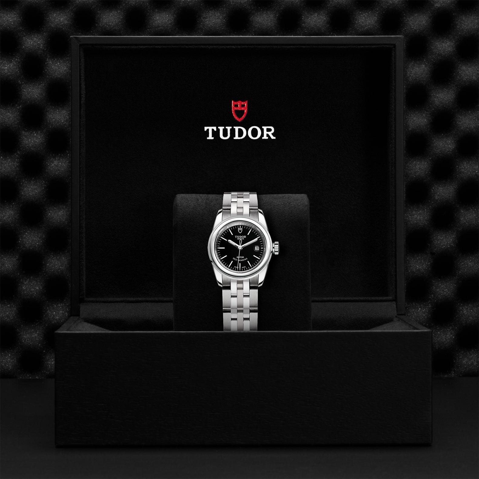 TUDOR Glamour Date M51000 0009 Presentationbox