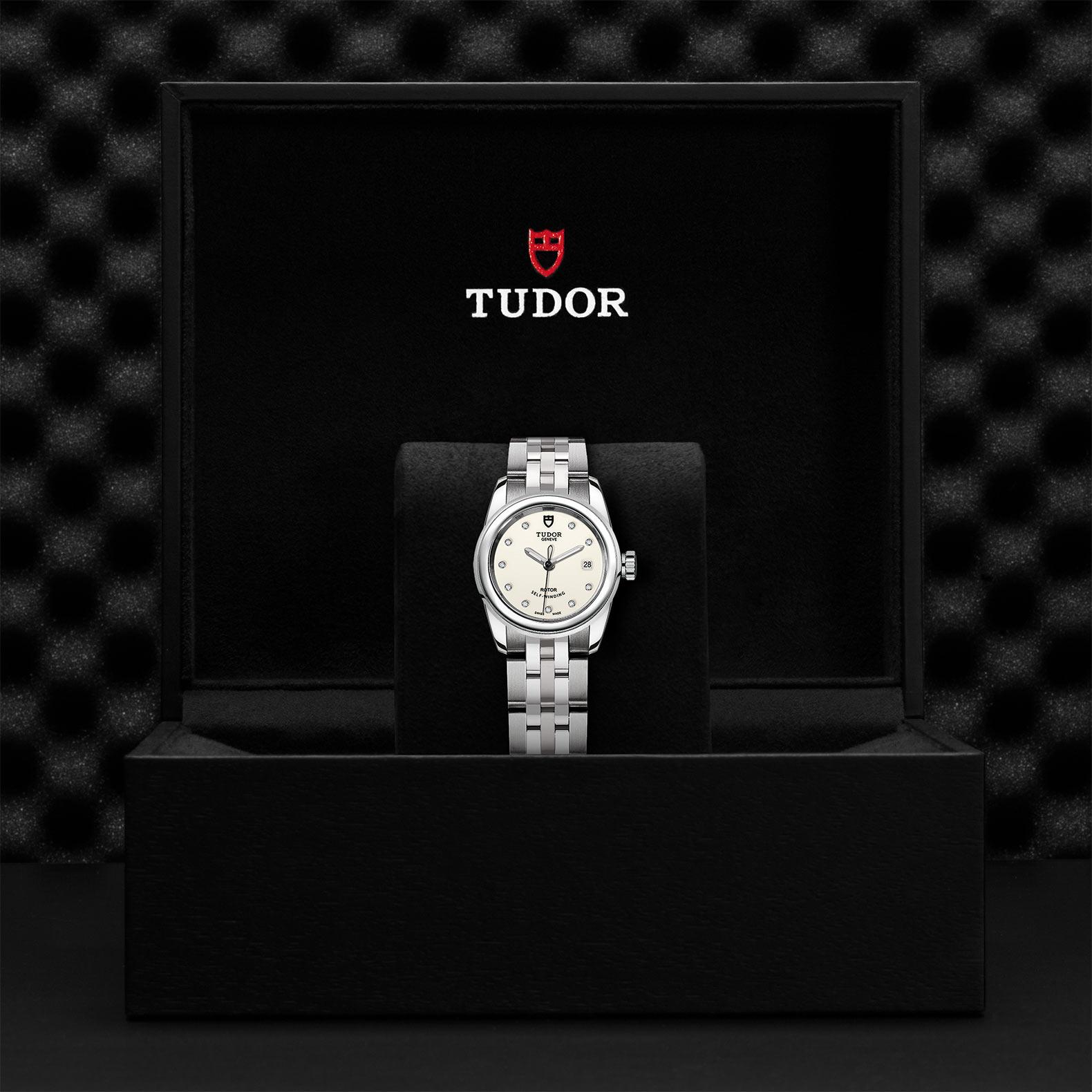 TUDOR Glamour Date M51000 0028 Presentationbox