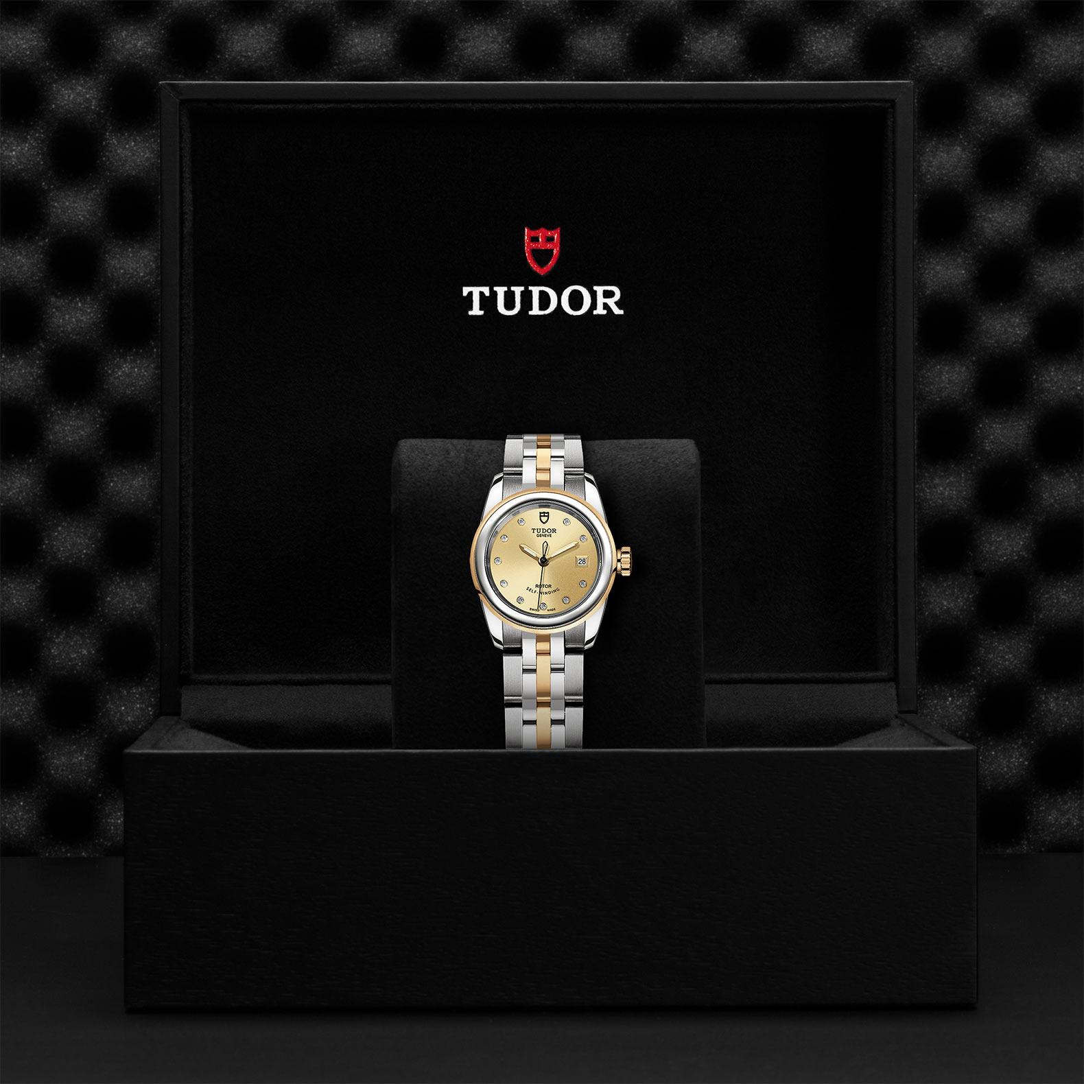 TUDOR Glamour Date M51003 0003 Presentation