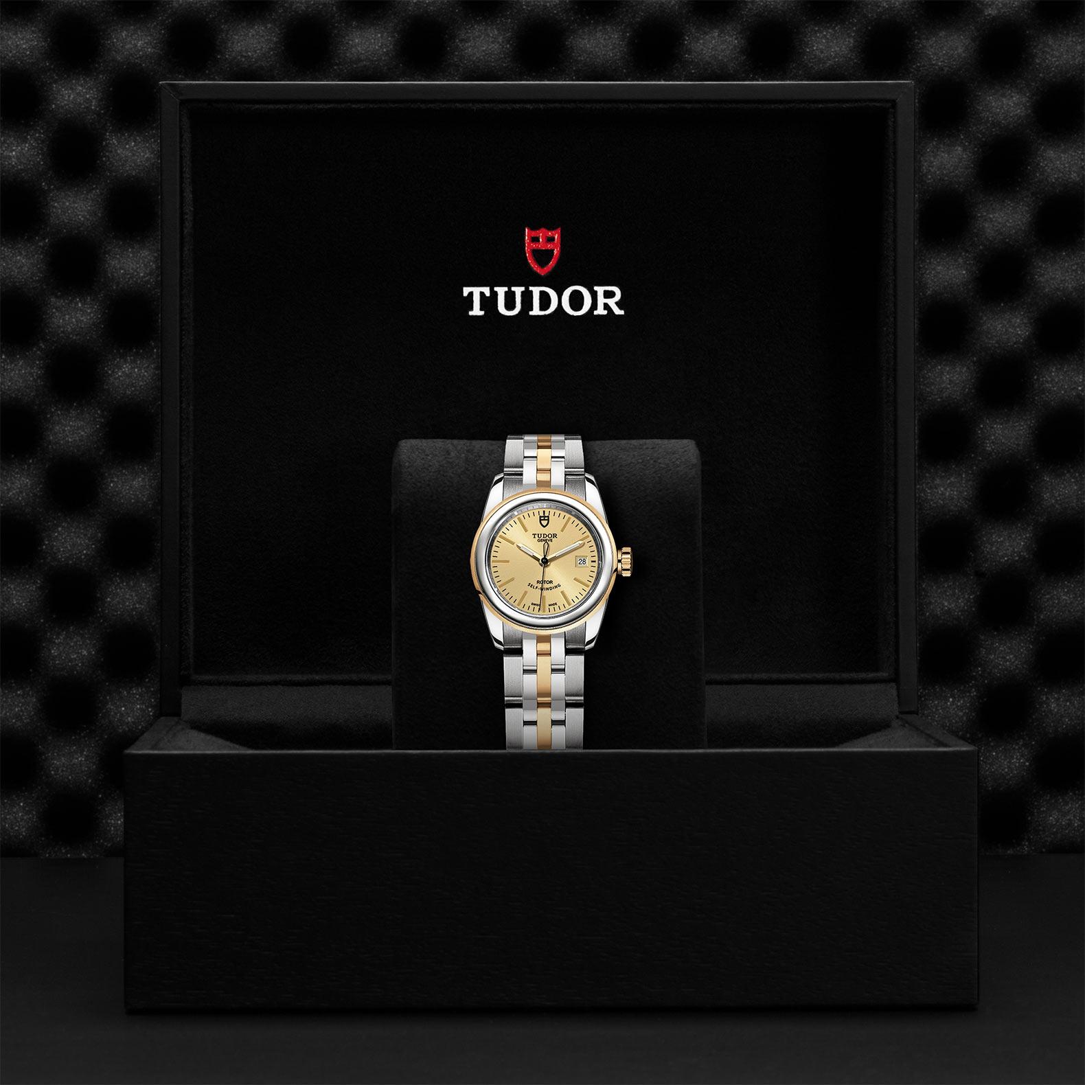 TUDOR Glamour Date M51003 0004 Presentationbox