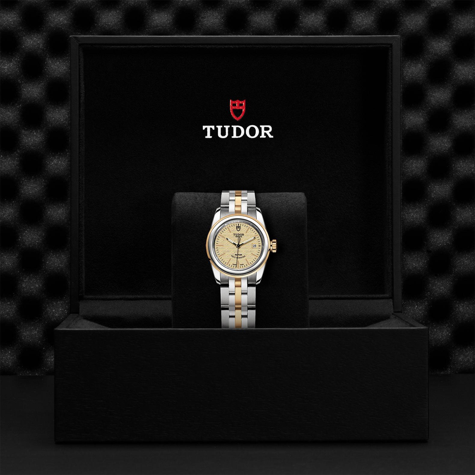 TUDOR Glamour Date M51003 0006 Presentationbox