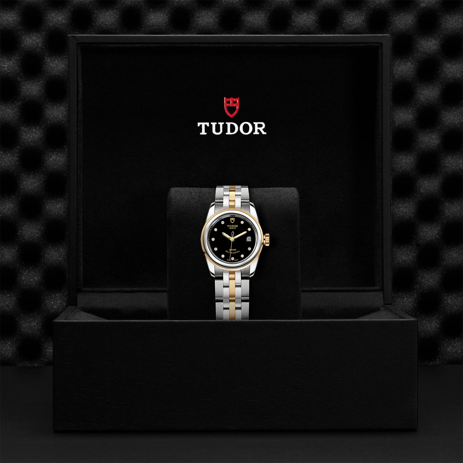 TUDOR Glamour Date M51003 0007 Presentationbox