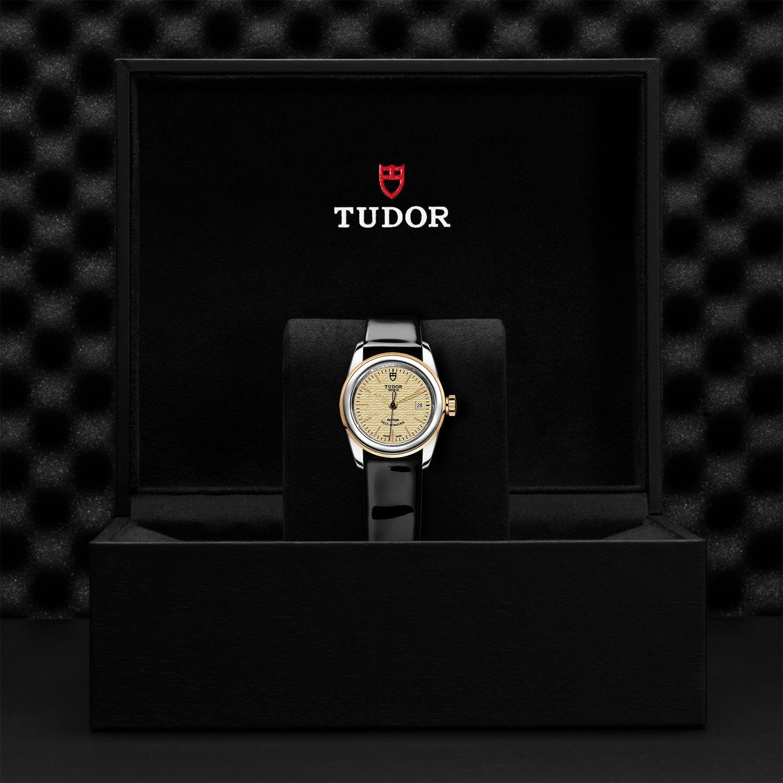 TUDOR Glamour Date M51003 0022 Presentationbox