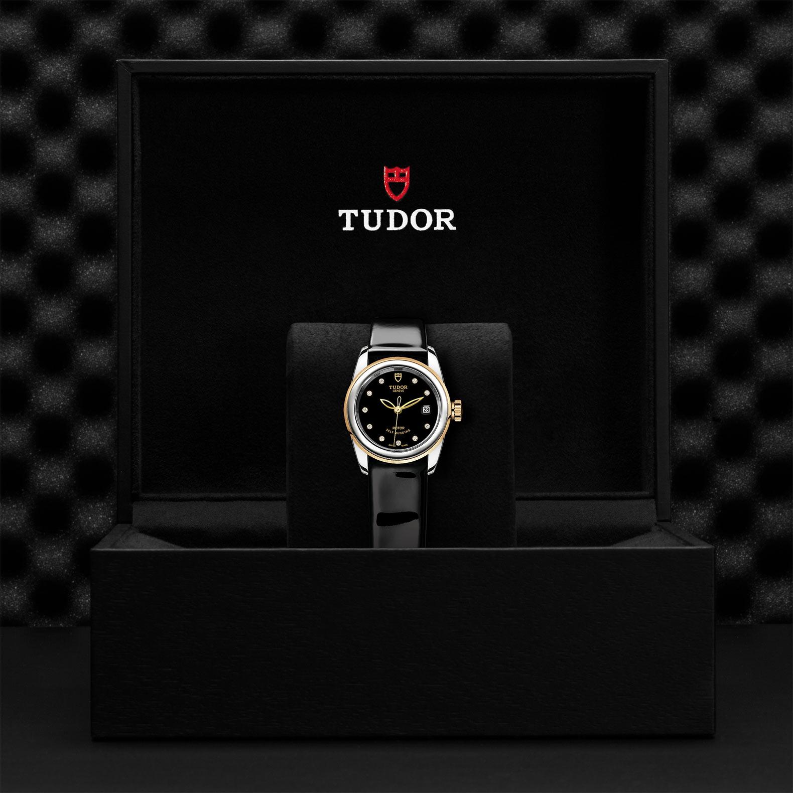 TUDOR Glamour Date M51003 0023 Presentationbox