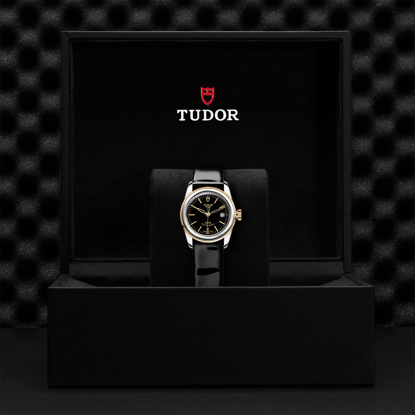 TUDOR Glamour Date M51003 0024 Presentationbox