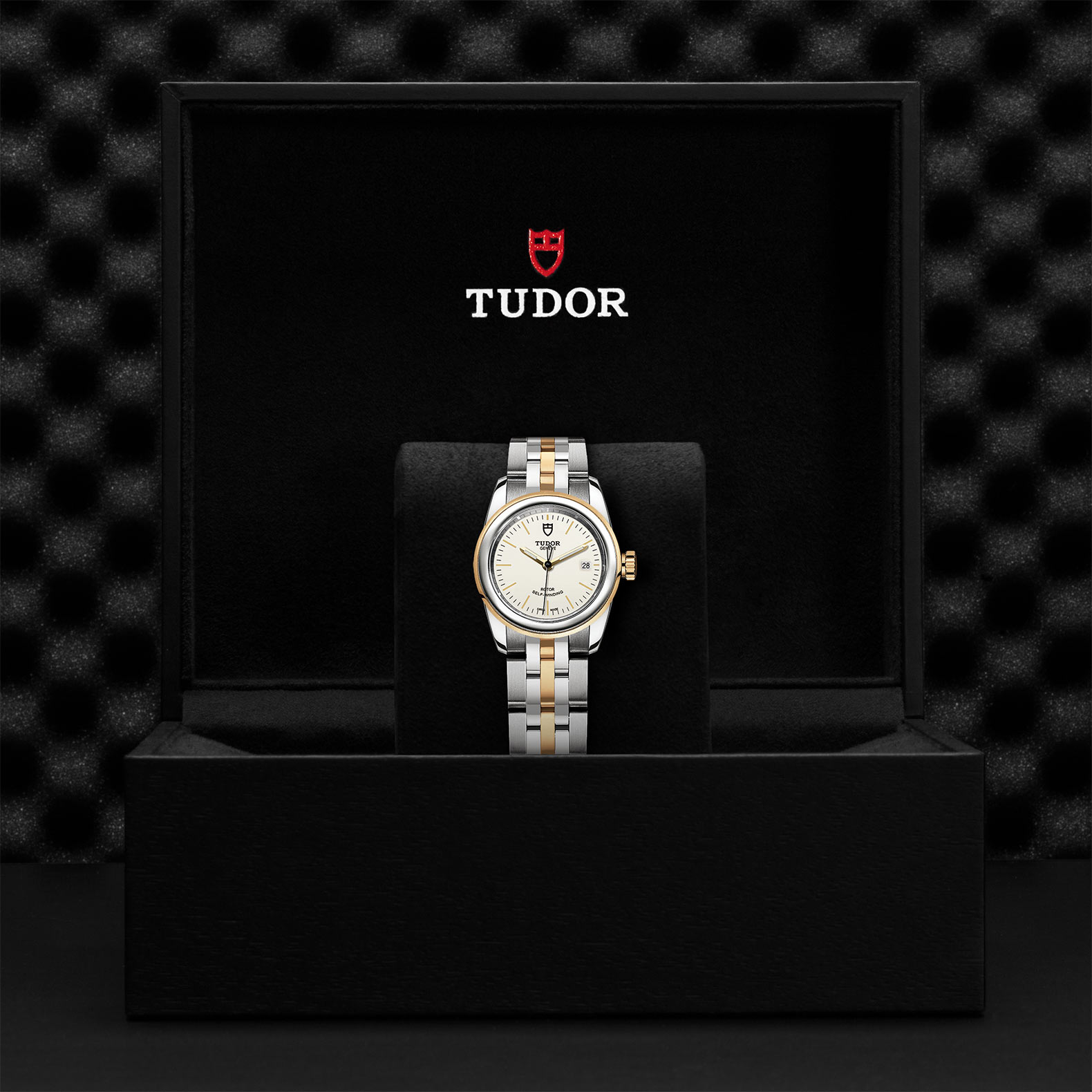 TUDOR Glamour Date M51003 0025 Presentationbox