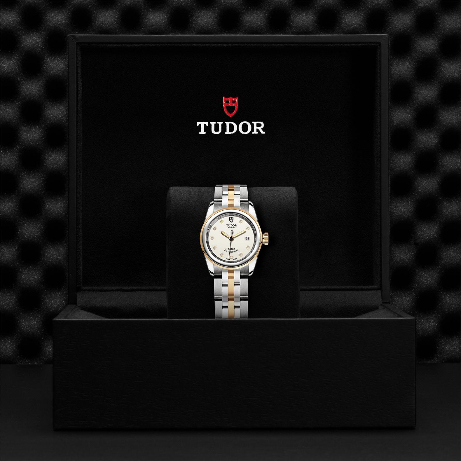 TUDOR Glamour Date M51003 0026 Presentationbox