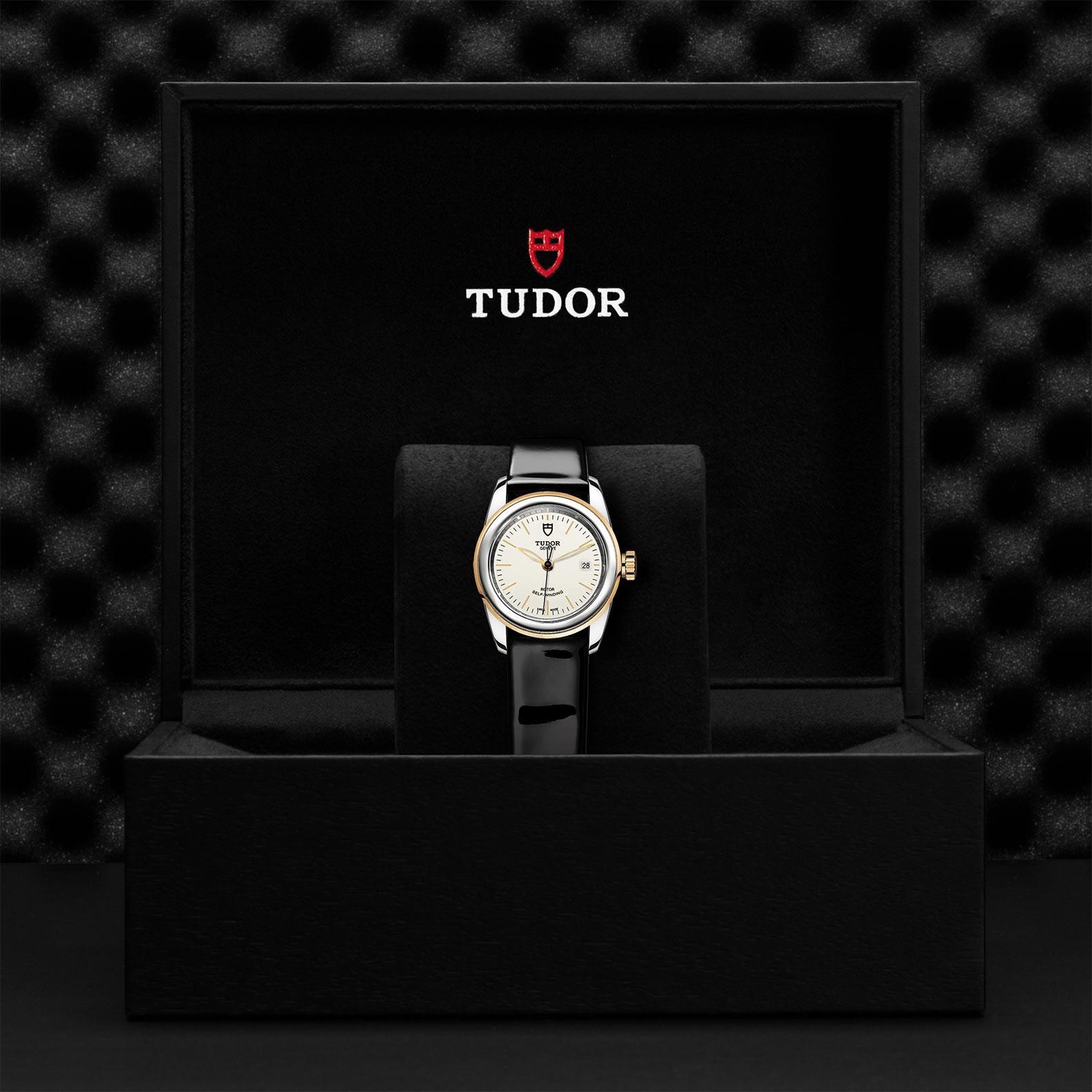 TUDOR Glamour Date M51003 0027 Presentationbox