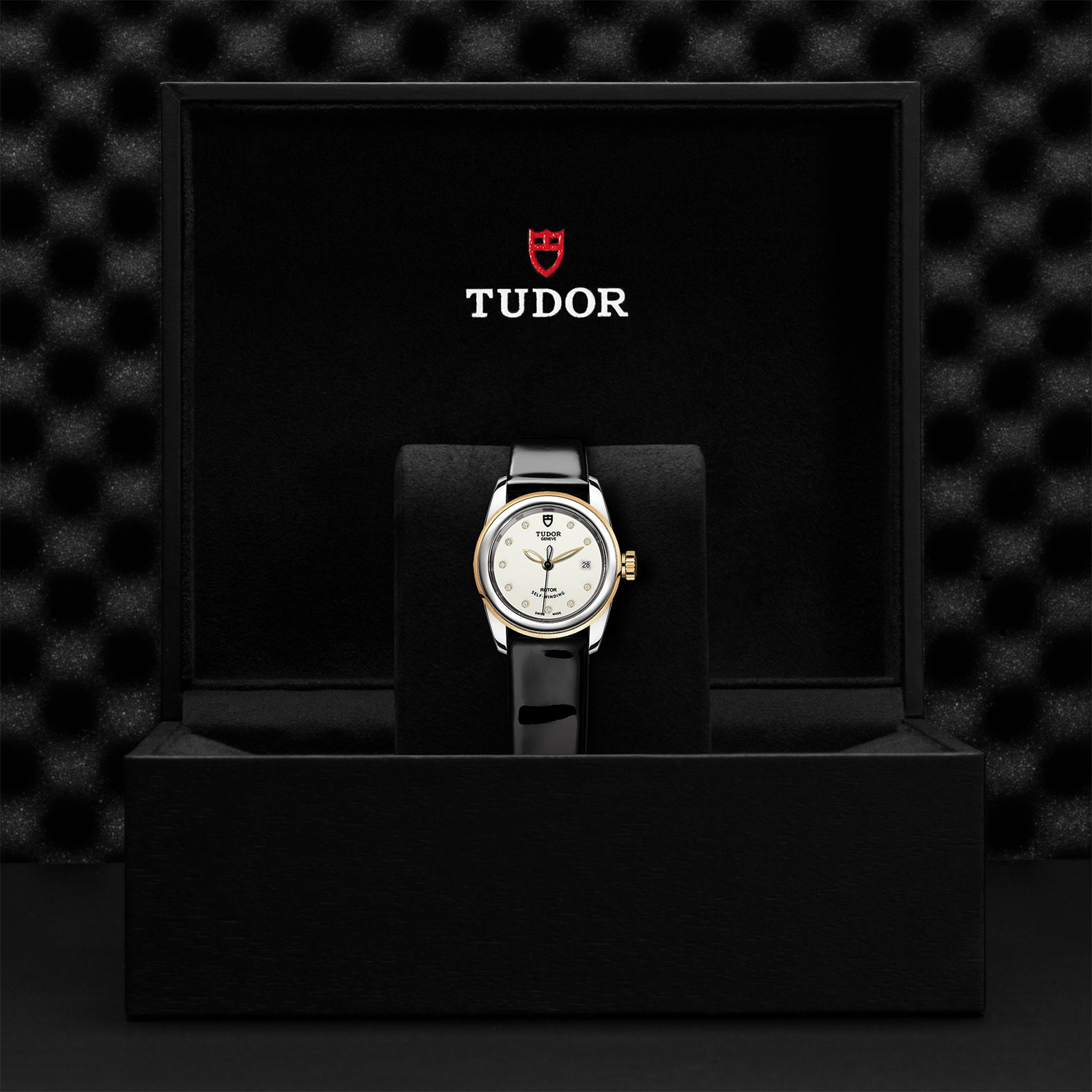 TUDOR Glamour Date M51003 0028 Presentationbox