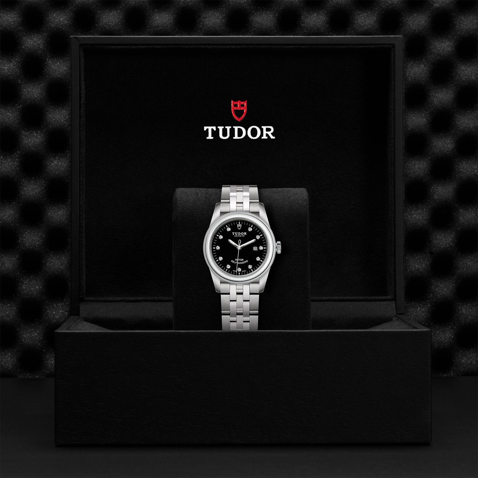 TUDOR Glamour Date M53000 0001 Presentationbox