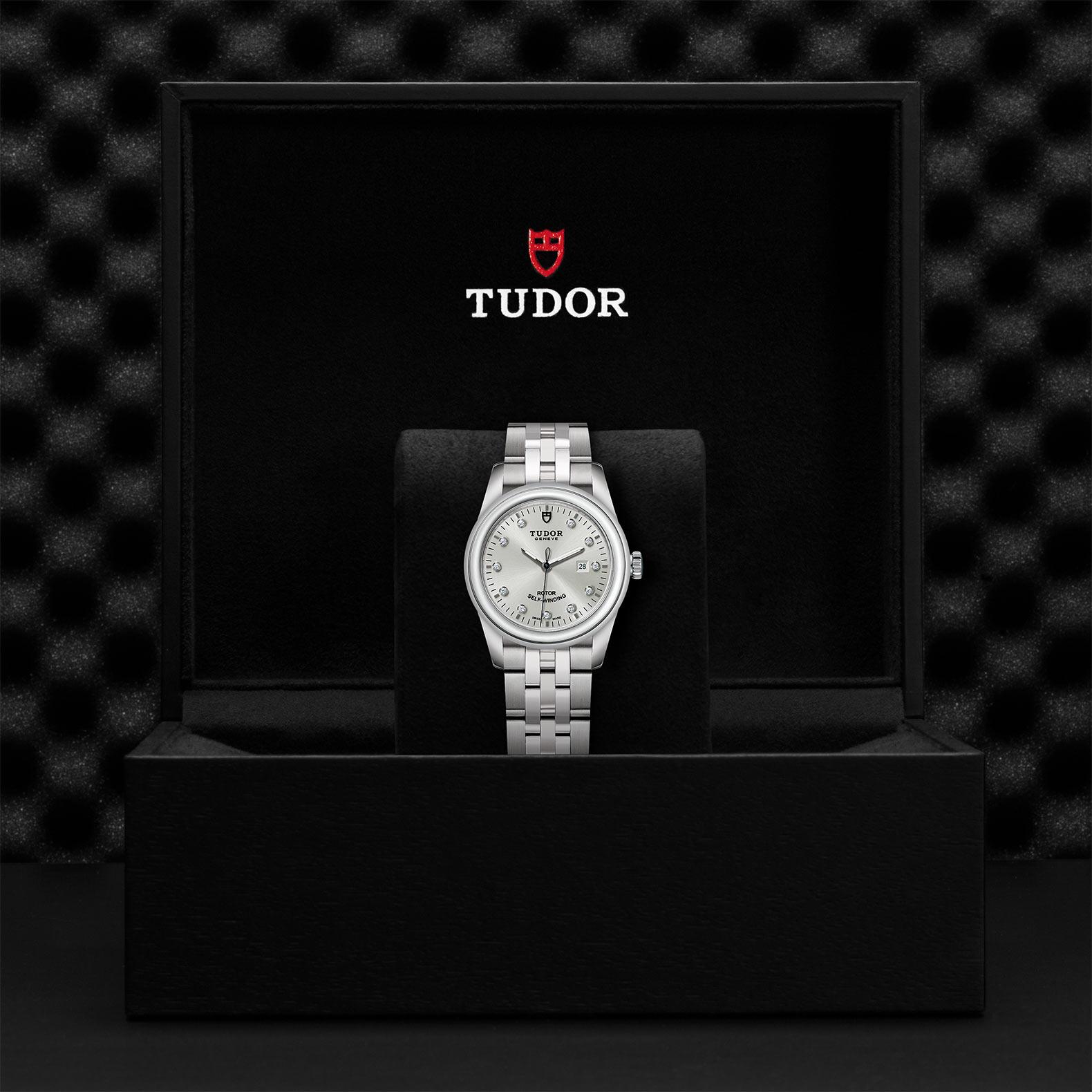 TUDOR Glamour Date M53000 0003 Presentationbox