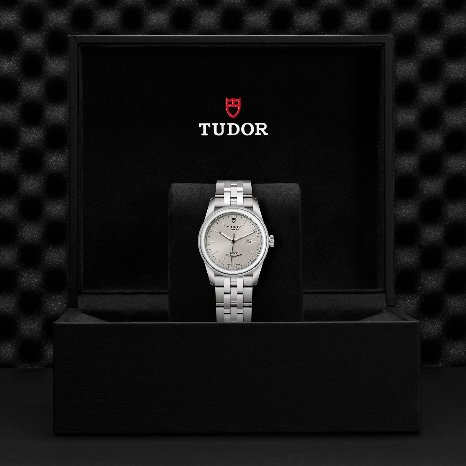 TUDOR Glamour Date M53000 0004 Presentationbox