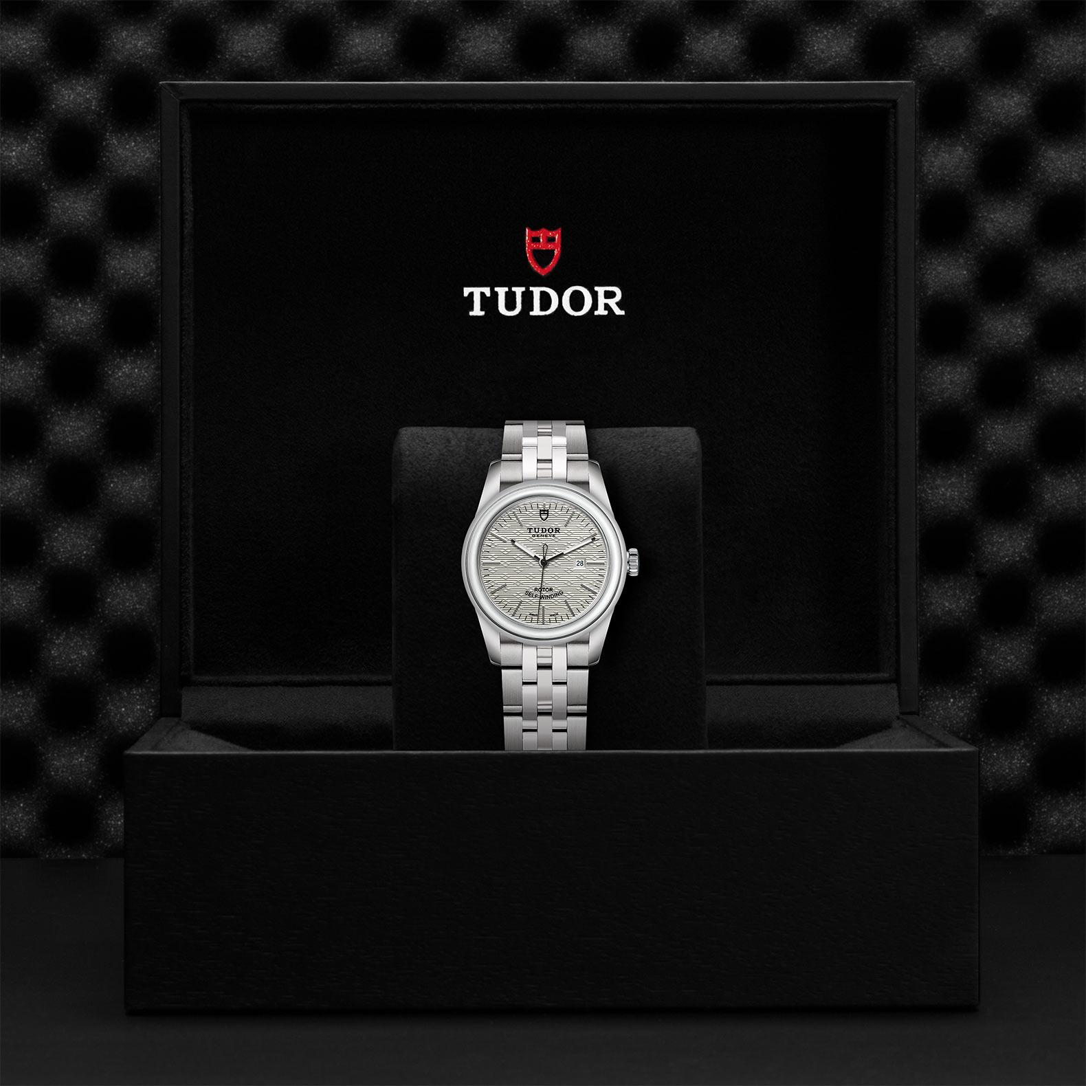 TUDOR Glamour Date M53000 0007 Presentationbox