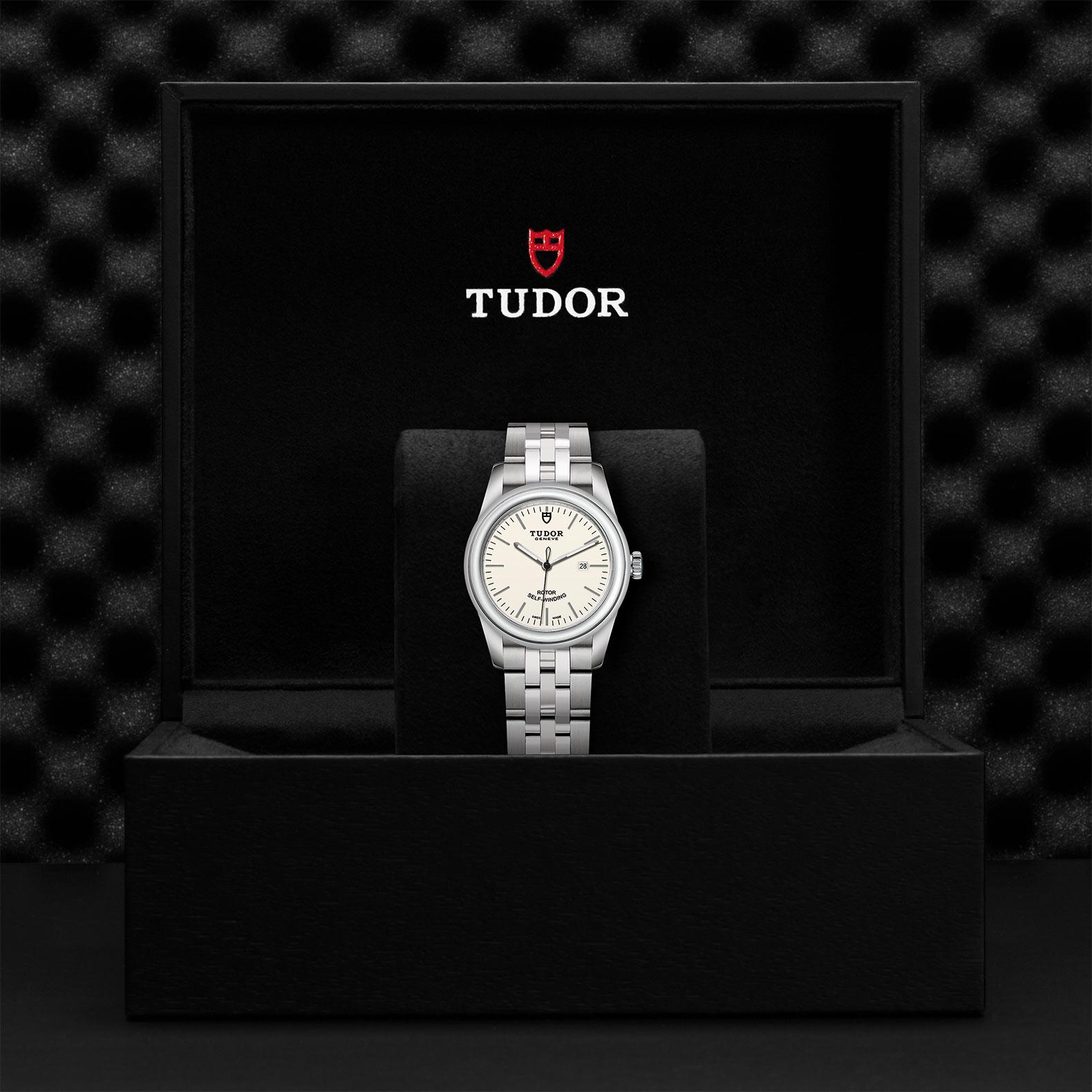 TUDOR Glamour Date M53000 0079 Presentationbox