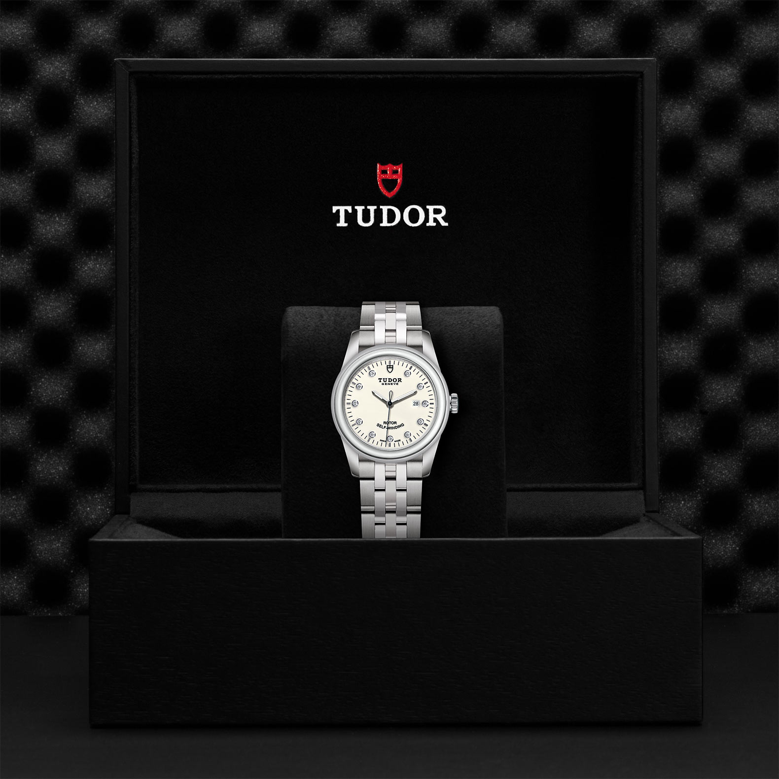 TUDOR Glamour Date M53000 0080 Presentationbox
