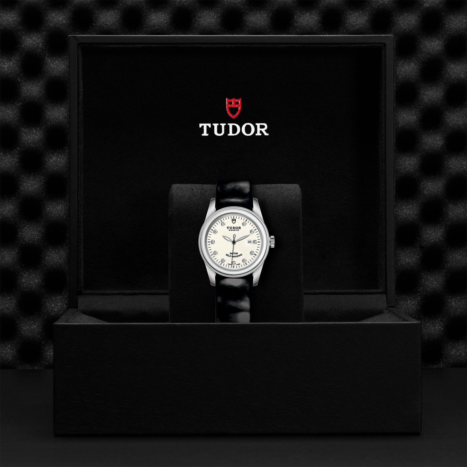 TUDOR Glamour Date M53000 0092 Presentationbox