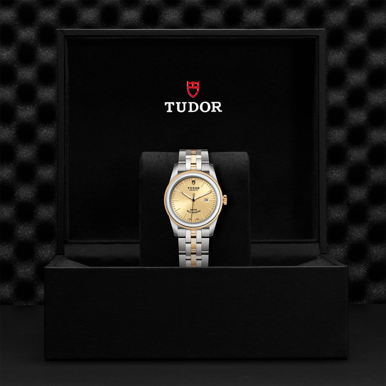 TUDOR Glamour Date M53003 0005 Presentationbox
