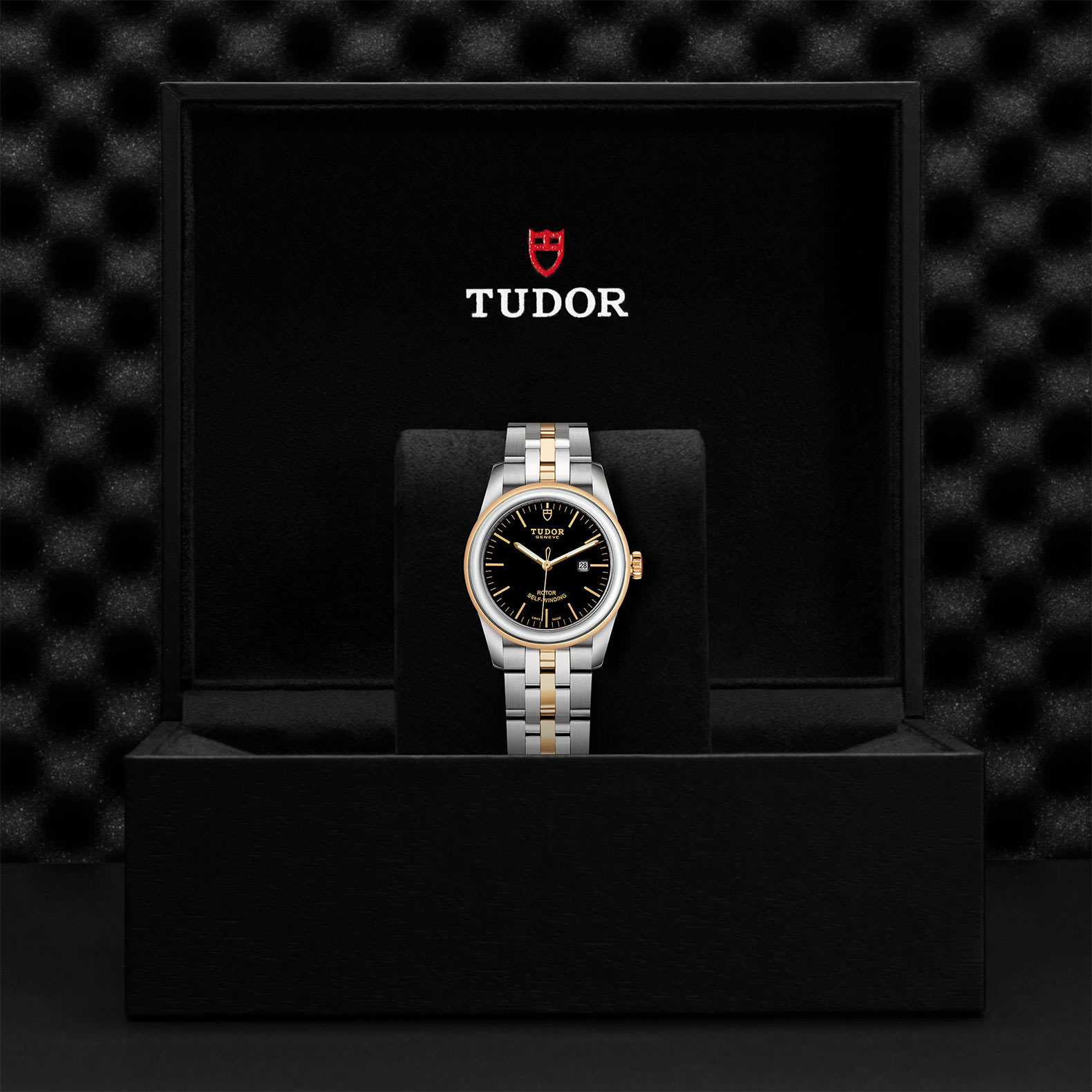 TUDOR Glamour Date M53003 0007 Presentationbox