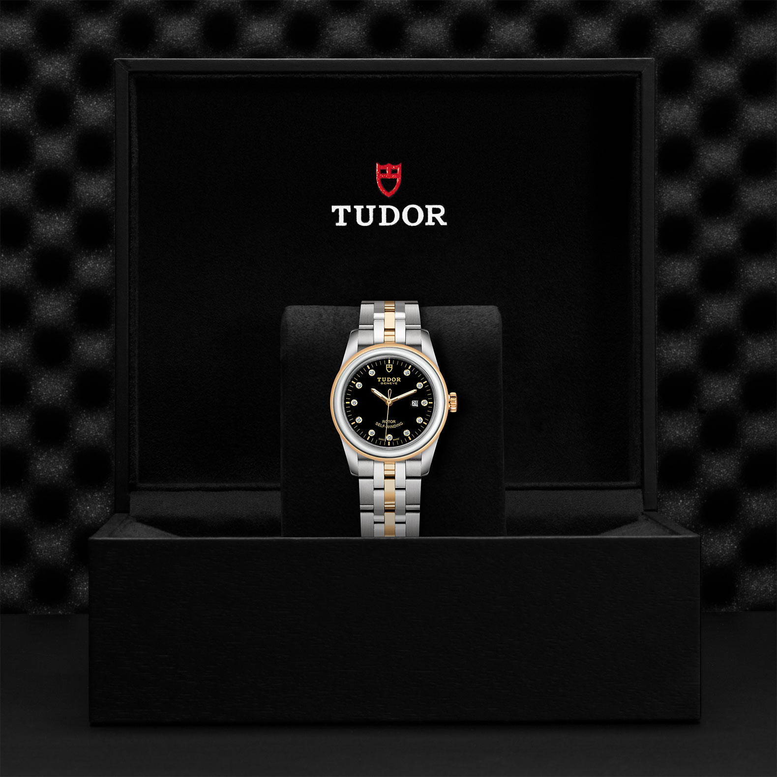 TUDOR Glamour Date M53003 0008 Presentationbox