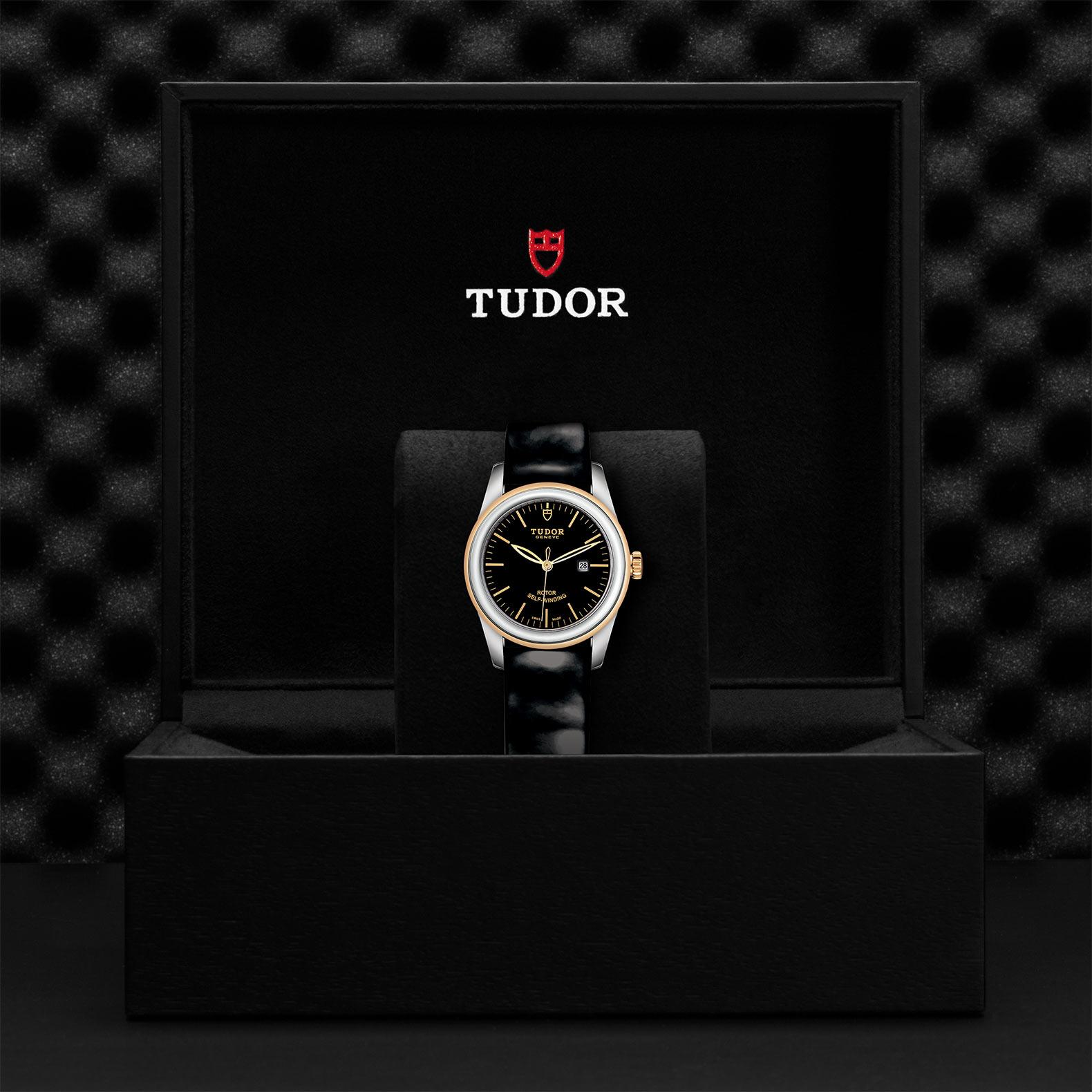 TUDOR Glamour Date M53003 0011 Presentationbox