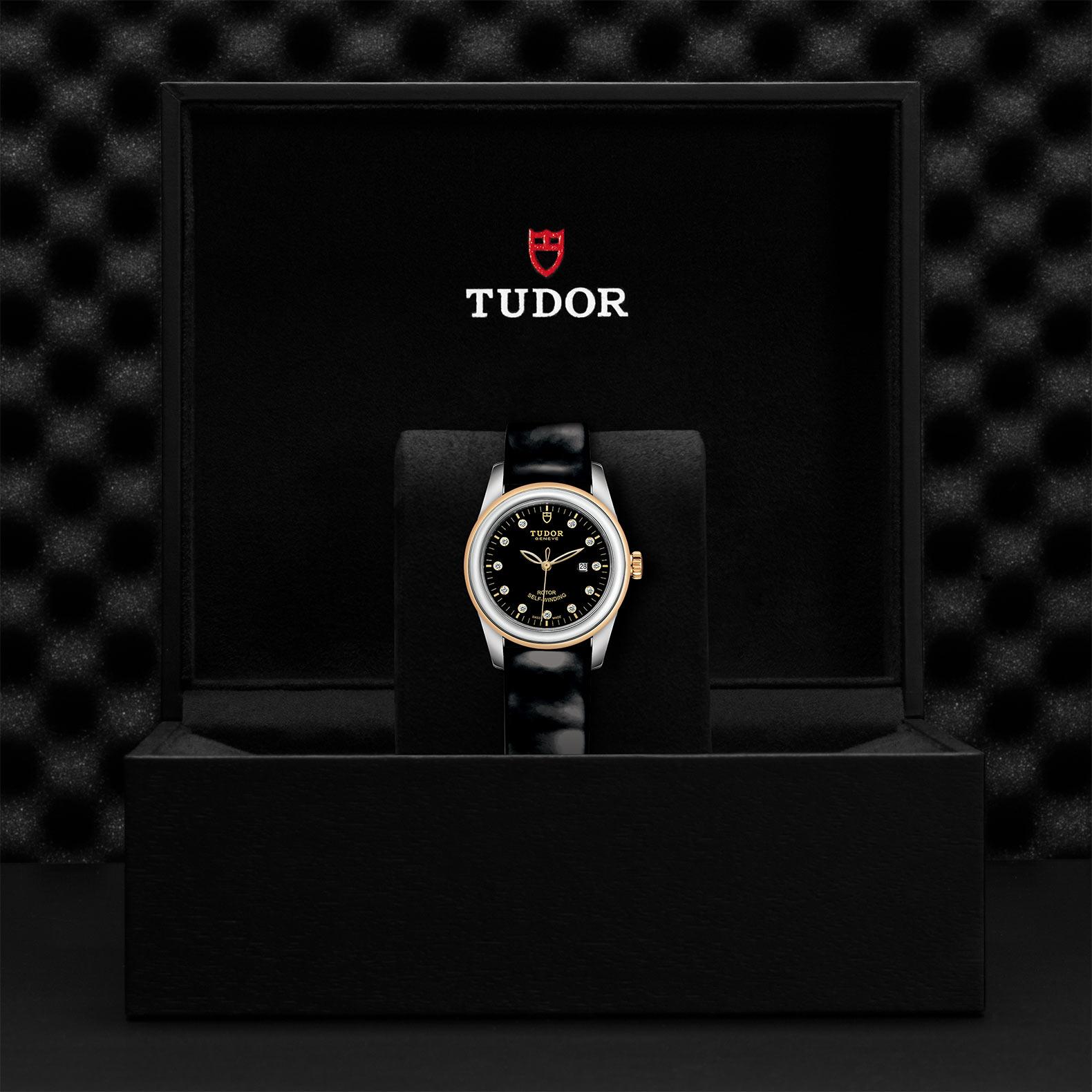 TUDOR Glamour Date M53003 0020 Presentationbox