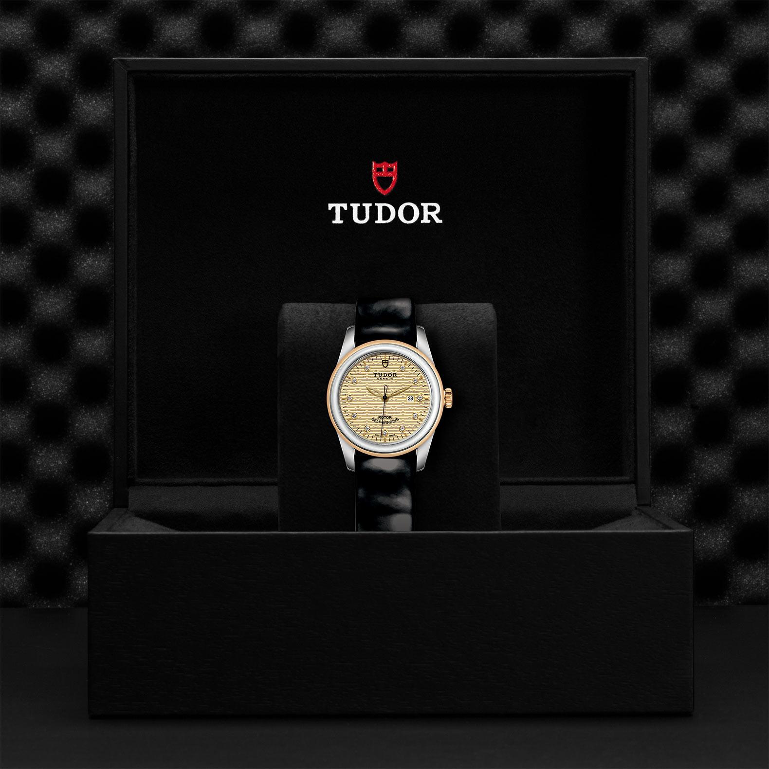 TUDOR Glamour Date M53003 0052 Presentationbox