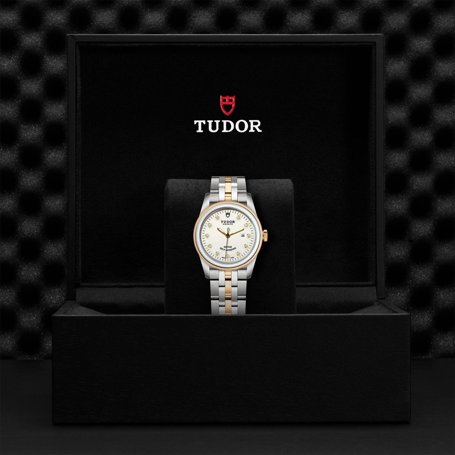 TUDOR Glamour Date M53003 0066 Presentationbox
