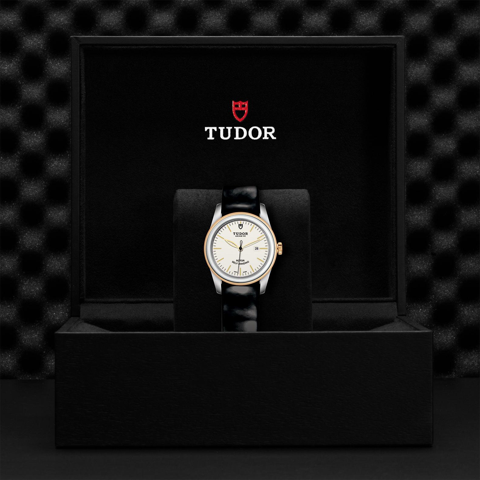 TUDOR Glamour Date M53003 0071 Presentationbox