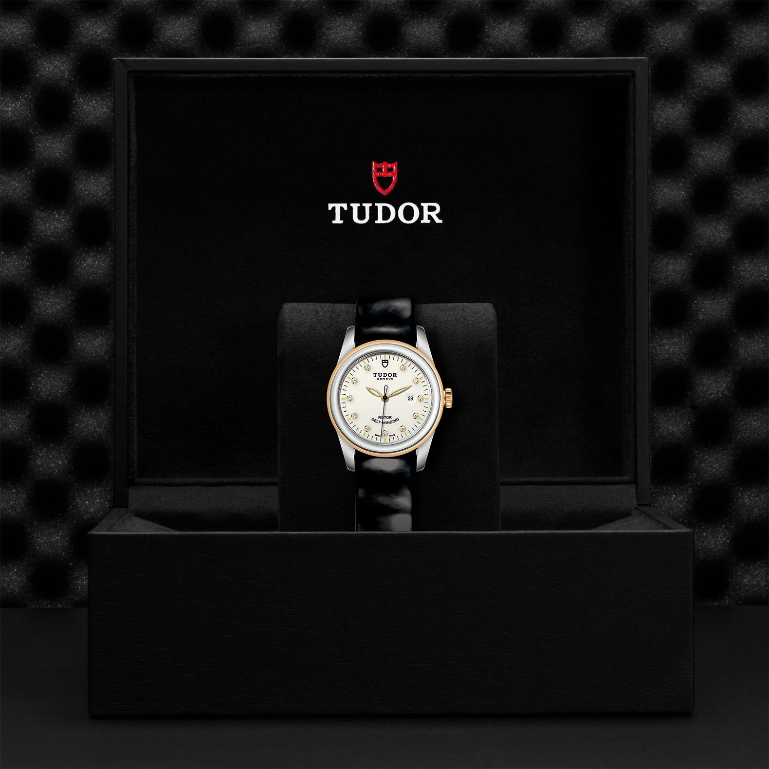 TUDOR Glamour Date M53003 0078 Presentationbox