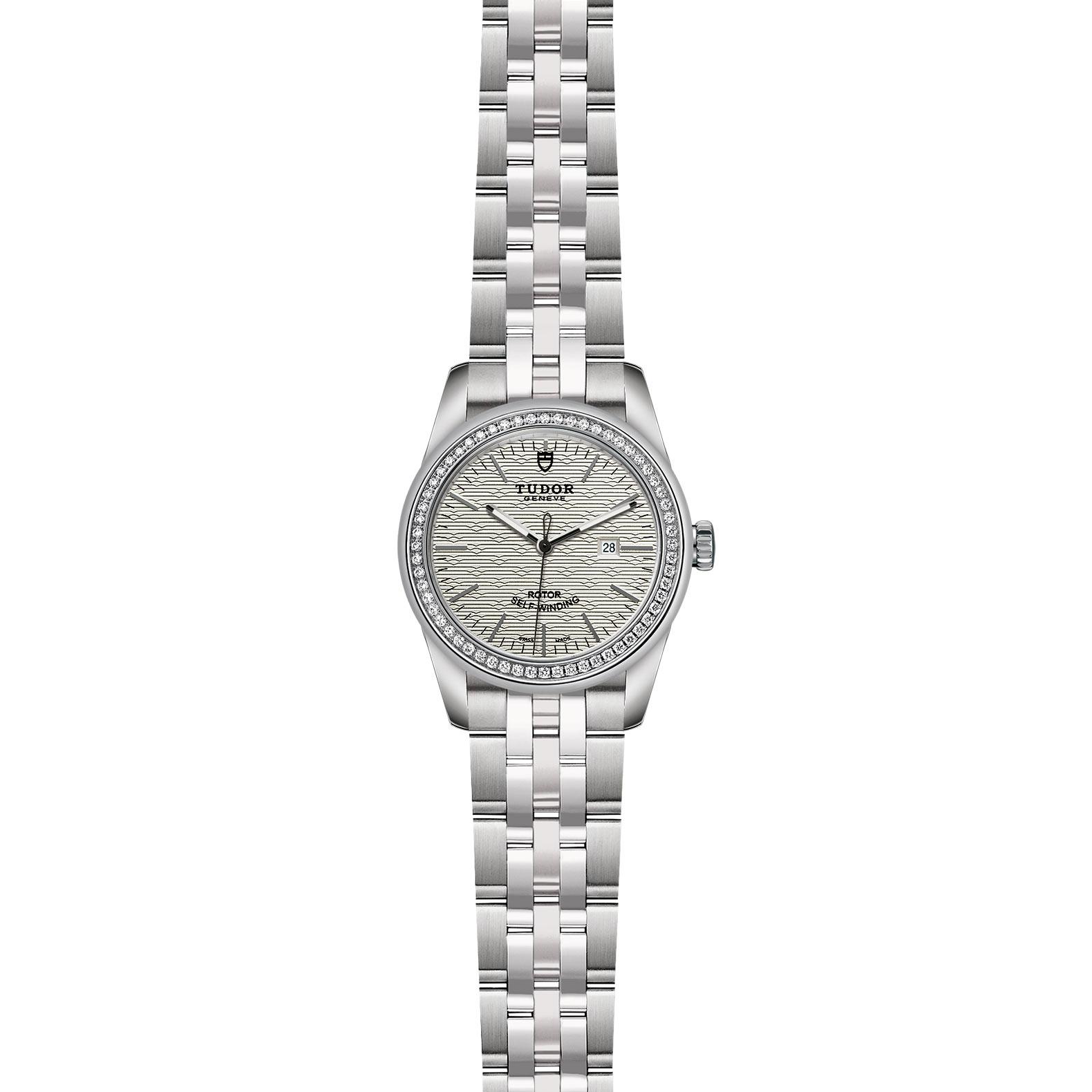TUDOR Glamour Date M53020 0001 Frontfacing