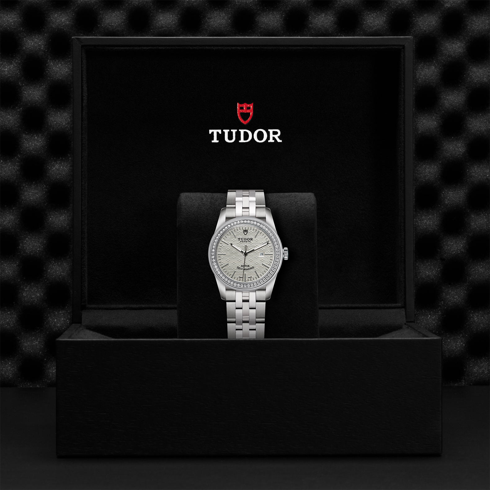 TUDOR Glamour Date M53020 0001 Presentationbox