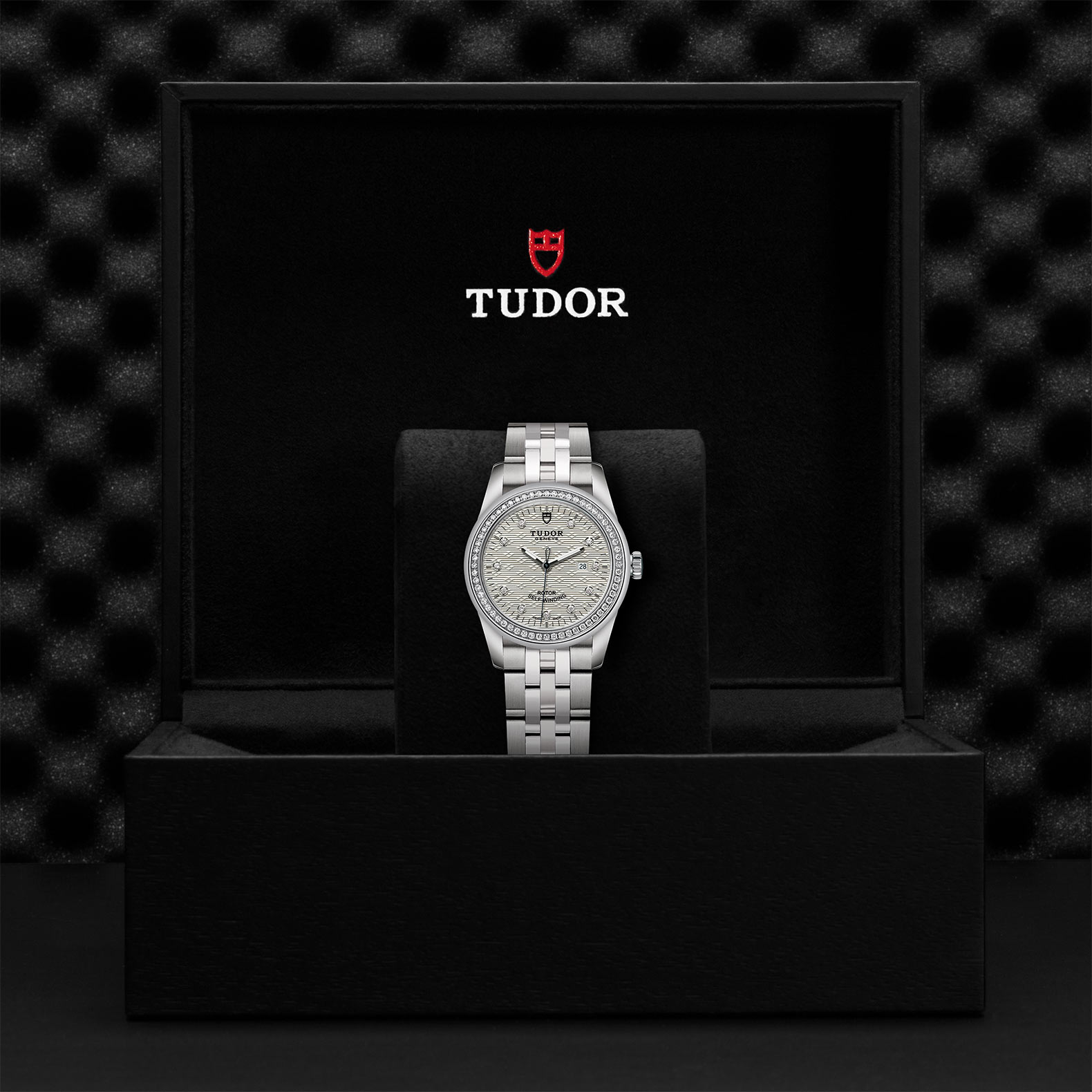 TUDOR Glamour Date M53020 0002 Presentationbox