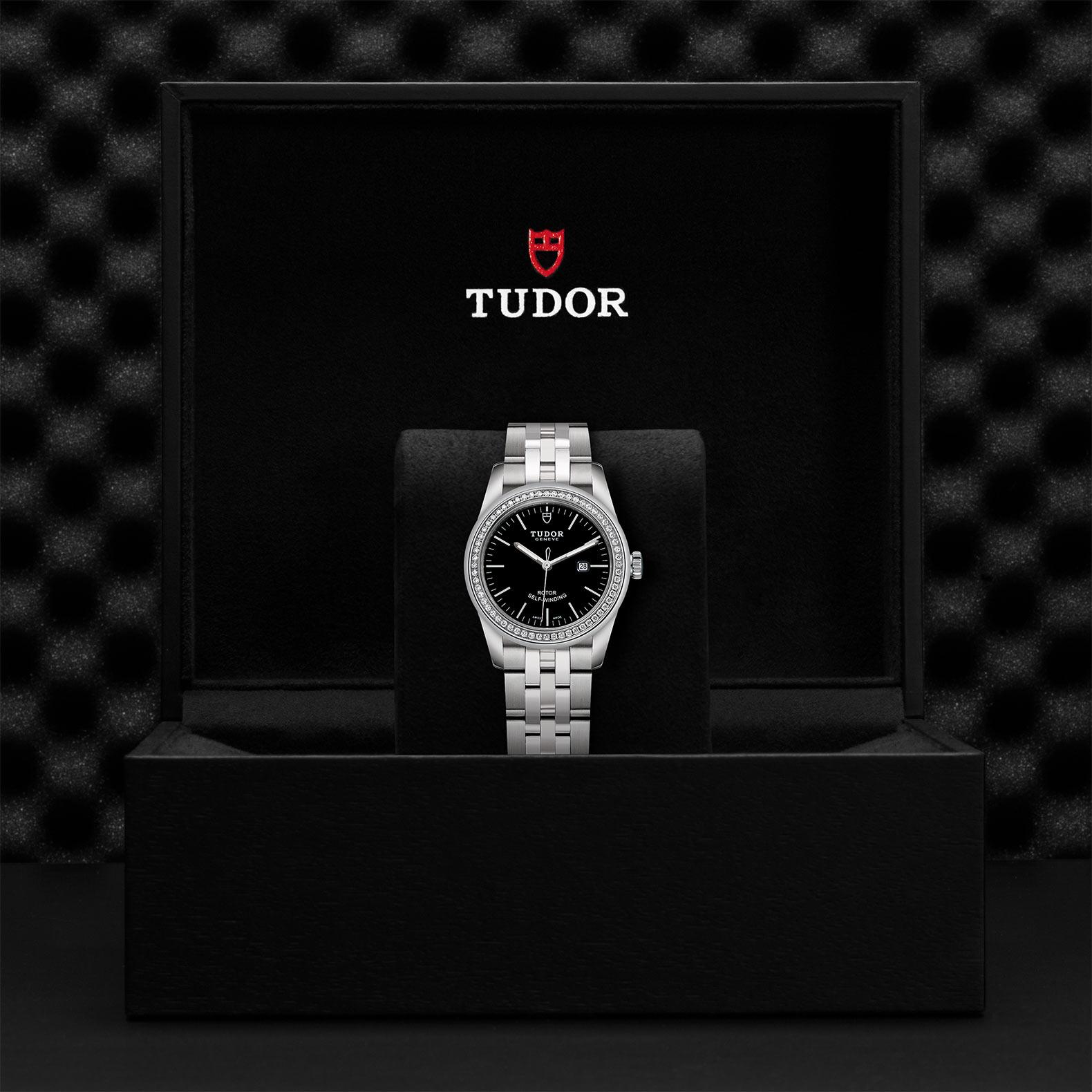 TUDOR Glamour Date M53020 0008 Presentationbox