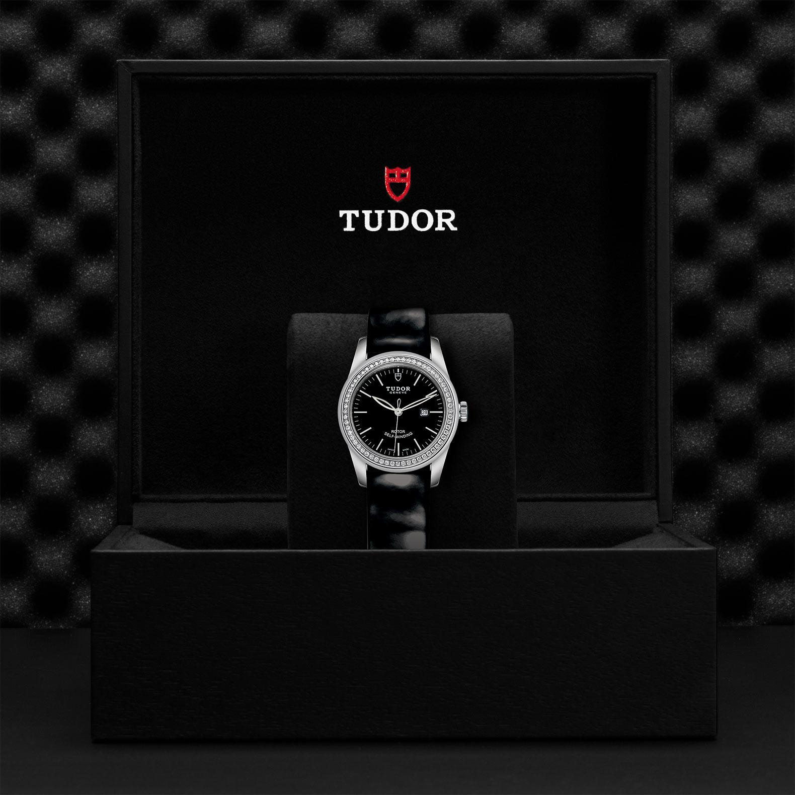 TUDOR Glamour Date M53020 0047 Presentationbox