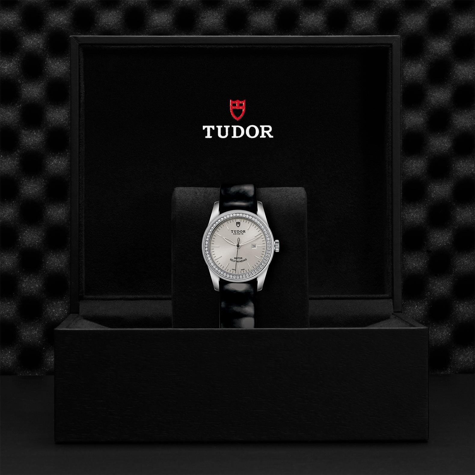 TUDOR Glamour Date M53020 0052 Presentationbox
