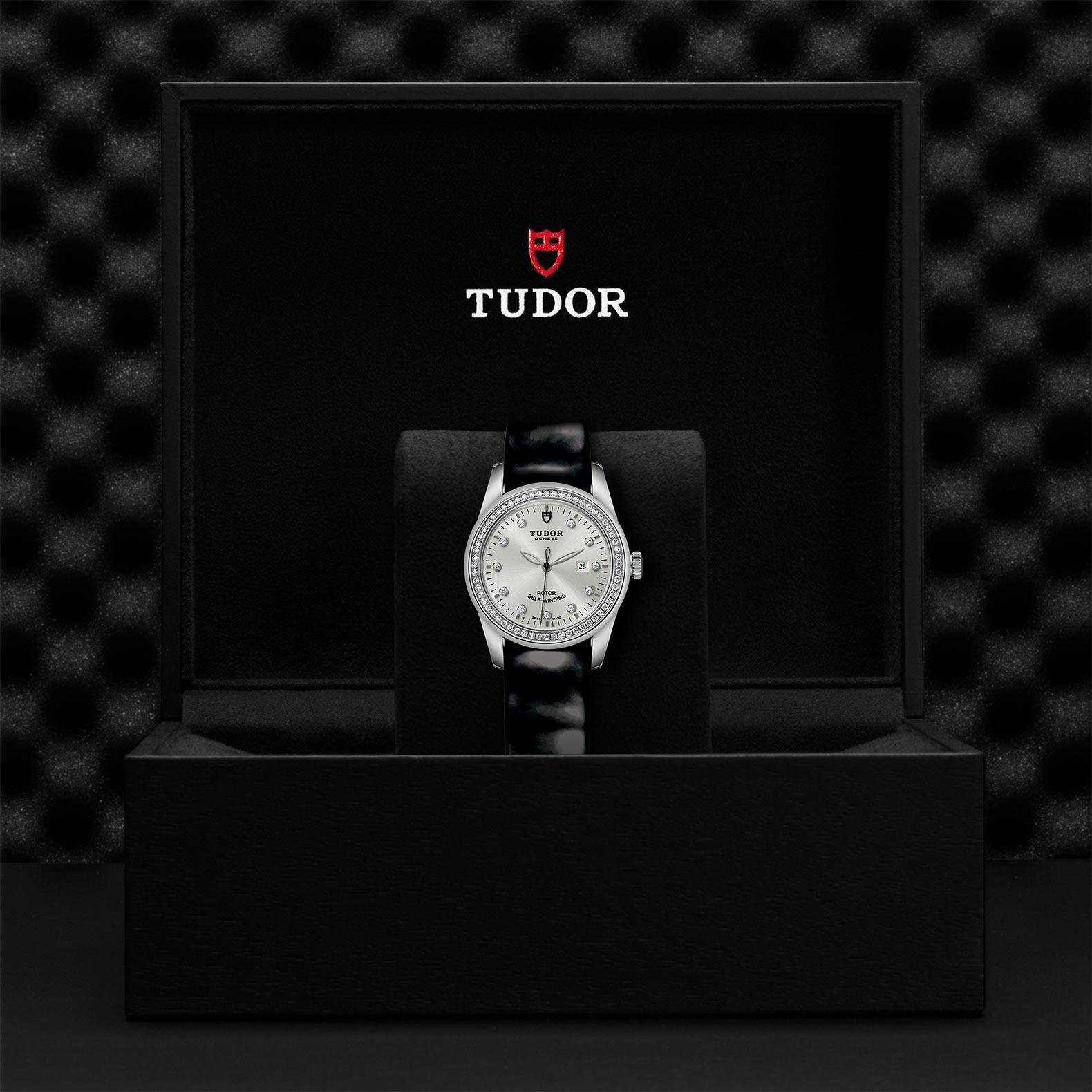 TUDOR Glamour Date M53020 0053 Presentationbox