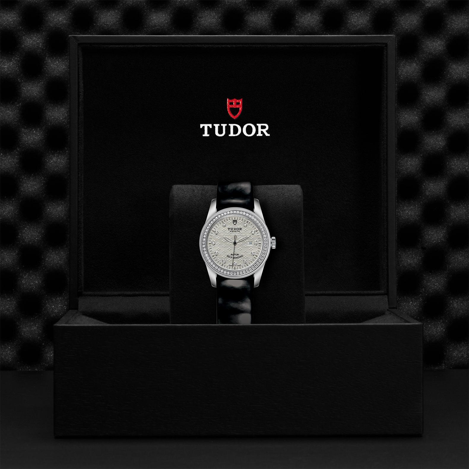 TUDOR Glamour Date M53020 0055 Presentationbox