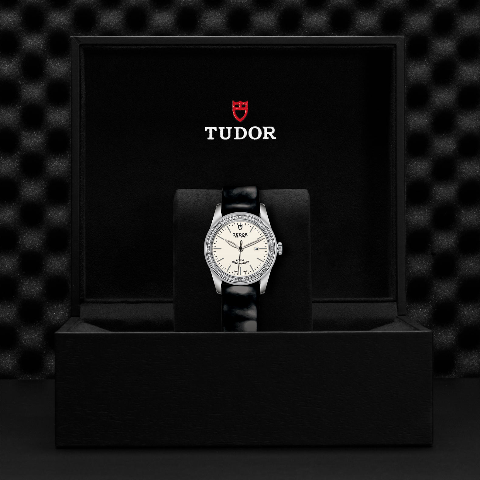 TUDOR Glamour Date M53020 0079 Presentationbox
