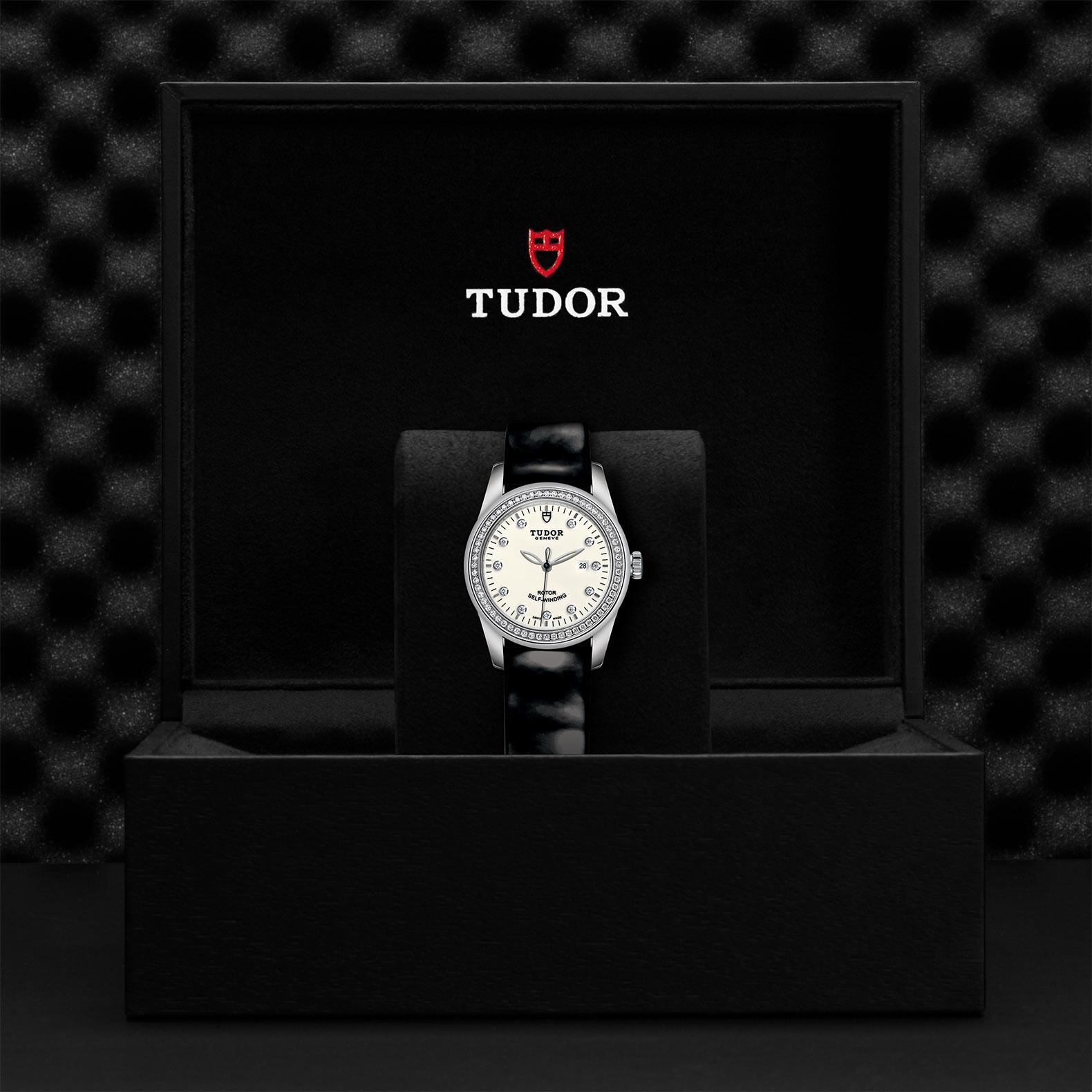 TUDOR Glamour Date M53020 0086 Presentationbox