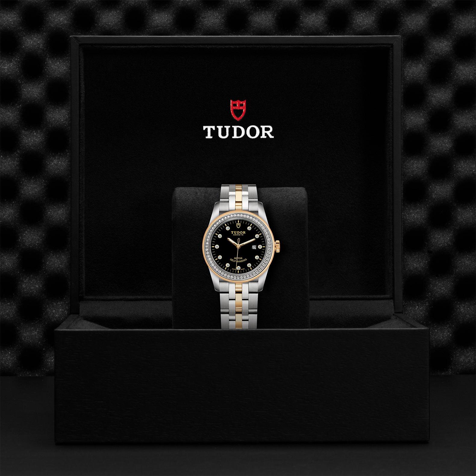 TUDOR Glamour Date M53023 0017 Presentationbox