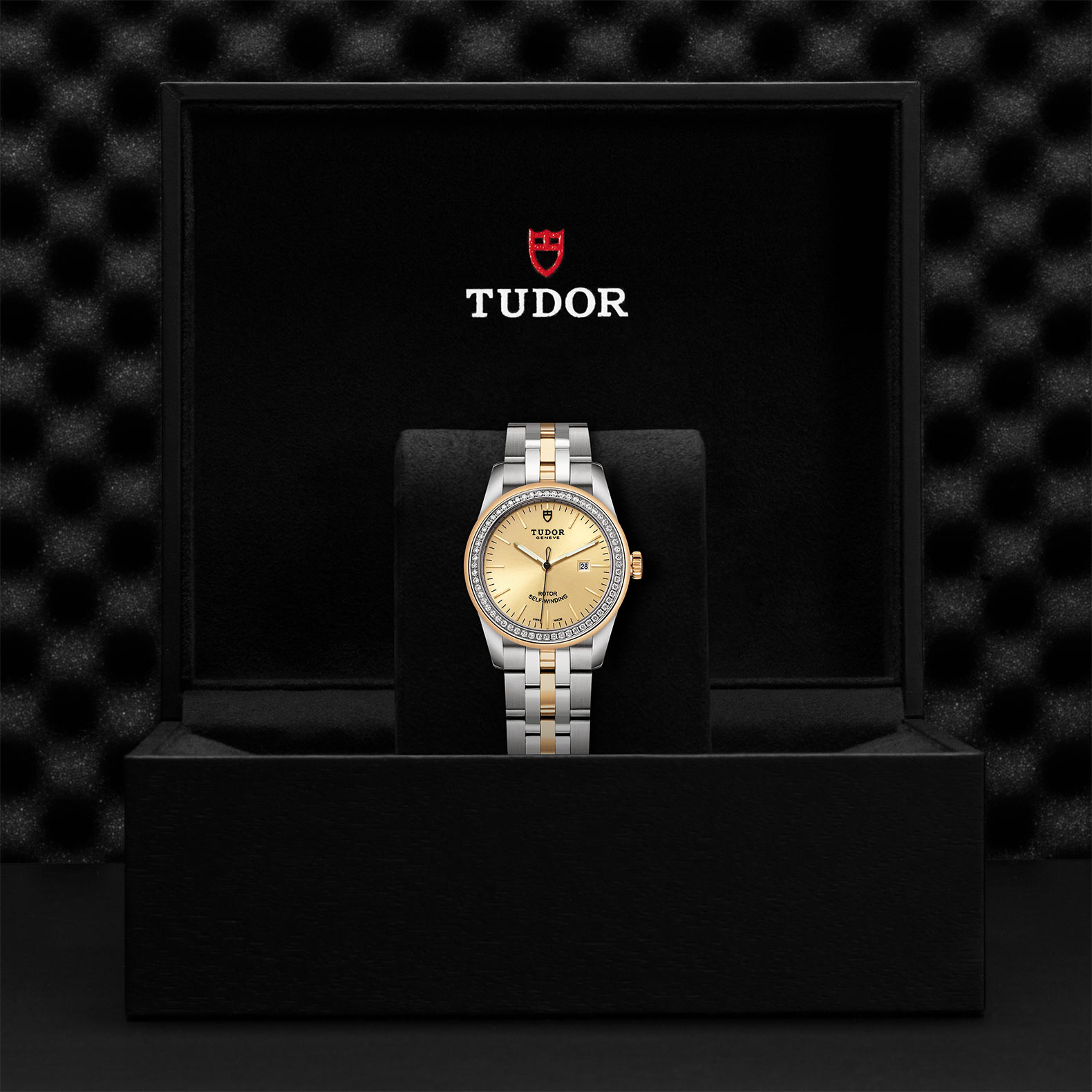 TUDOR Glamour Date M53023 0020 Presentationbox