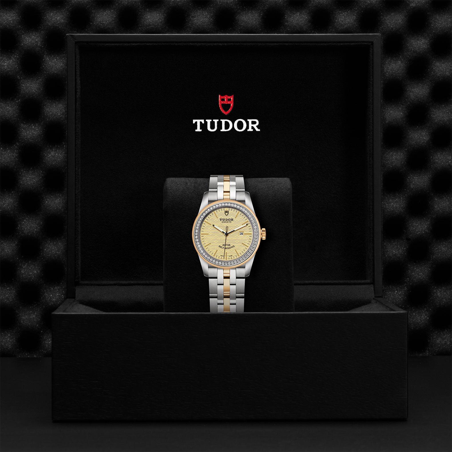 TUDOR Glamour Date M53023 0022 Presentationbox