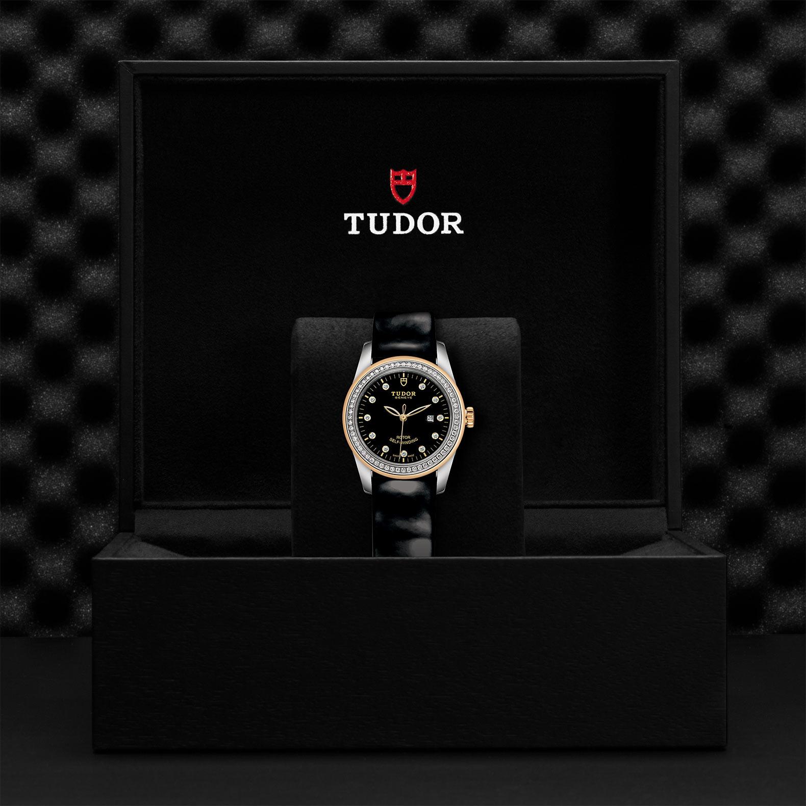 TUDOR Glamour Date M53023 0041 Presentationbox