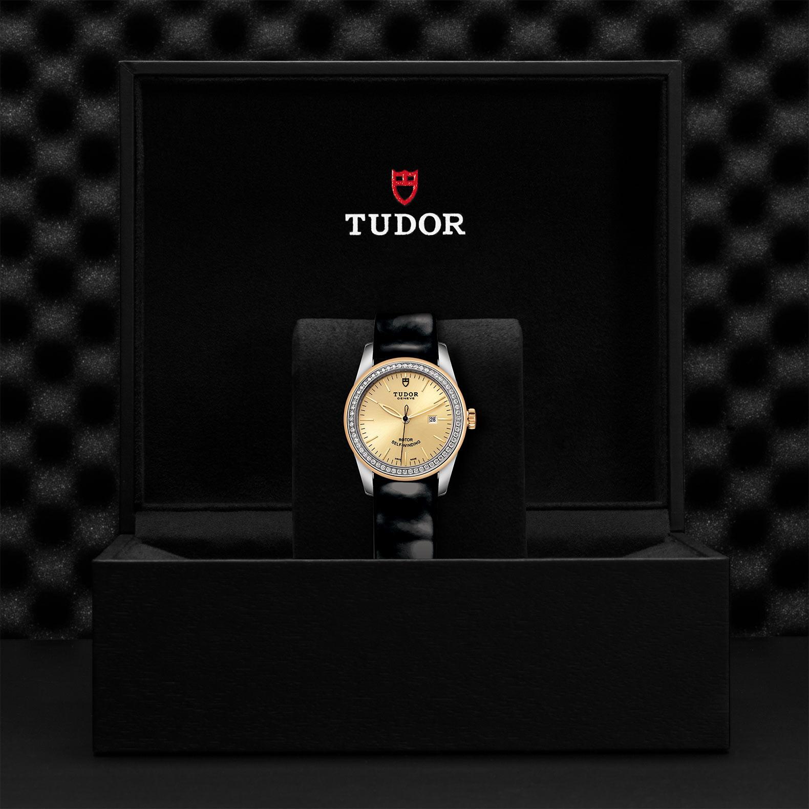 TUDOR Glamour Date M53023 0044 Presentationbox
