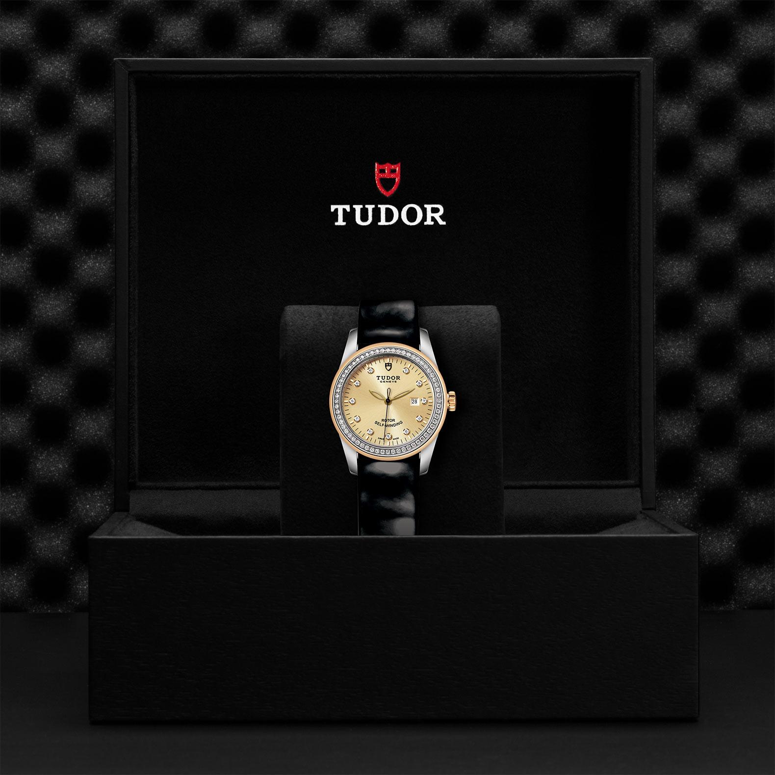 TUDOR Glamour Date M53023 0045 Presentationbox