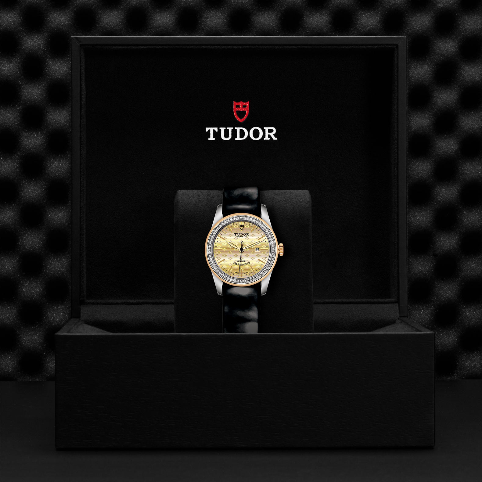 TUDOR Glamour Date M53023 0046 Presentationbox