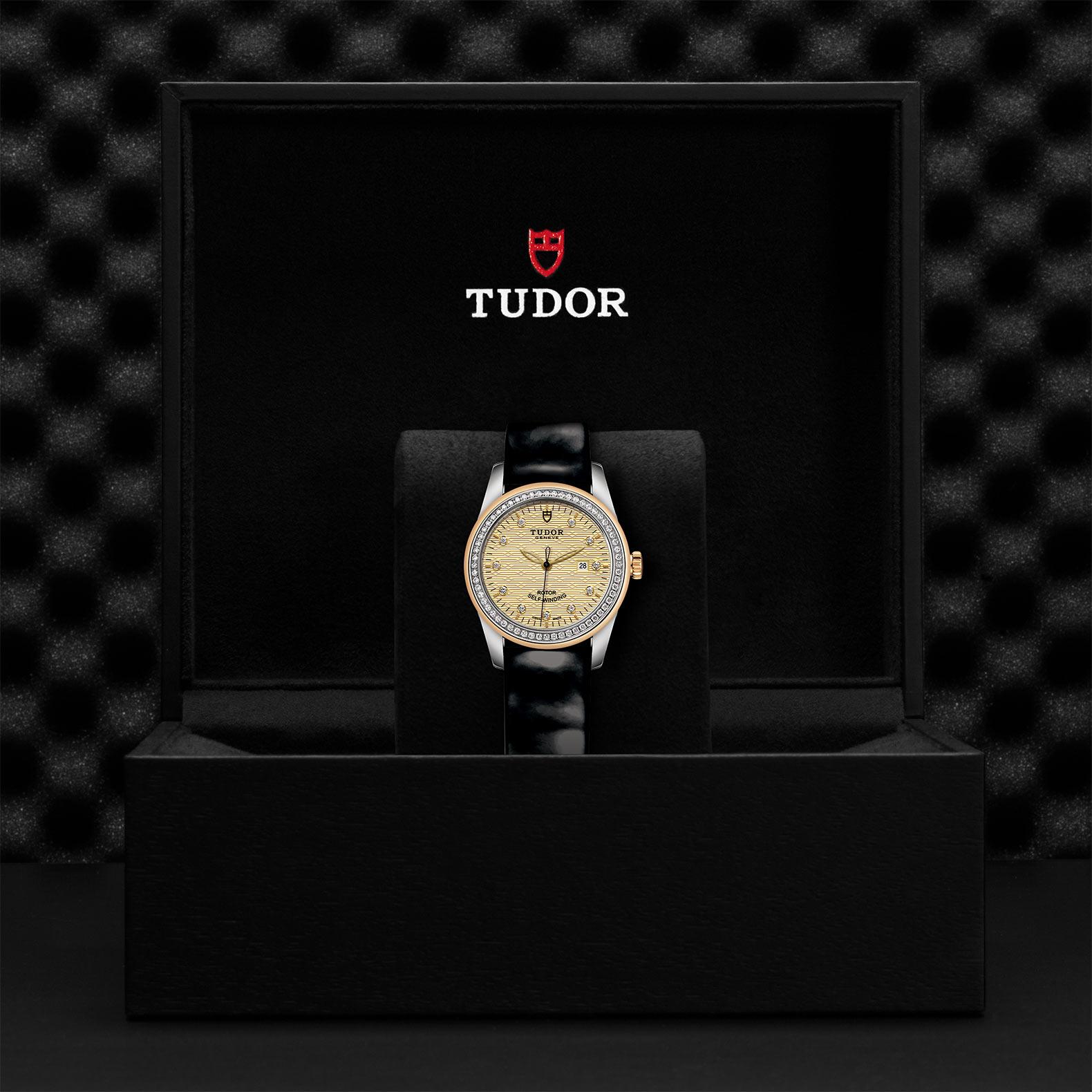 TUDOR Glamour Date M53023 0047 Presentationbox