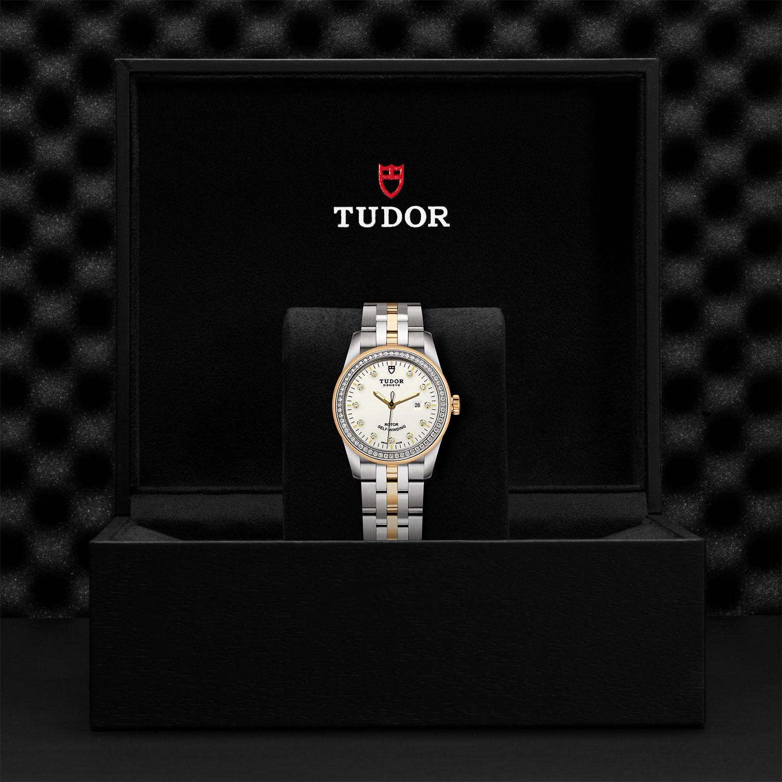 TUDOR Glamour Date M53023 0066 Presentationbox