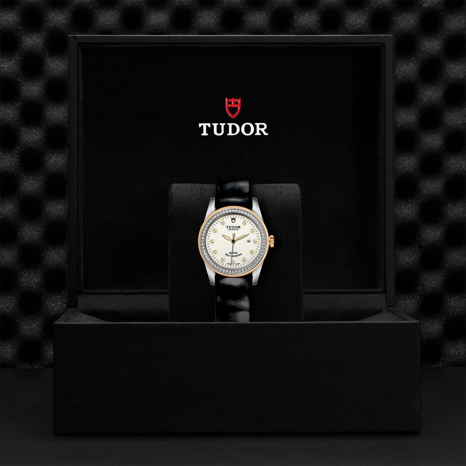 TUDOR Glamour Date M53023 0078 Presentationbox