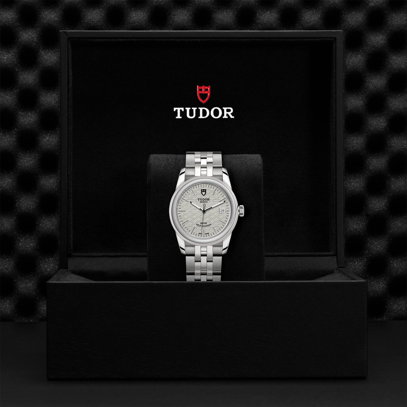 TUDOR Glamour Date M55000 0003 Presentationbox